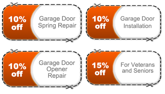 Garage Door Repair Coupons Canyon Country